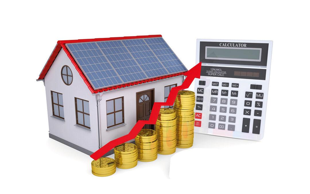Is een huis met zonnepanelen meer waard?